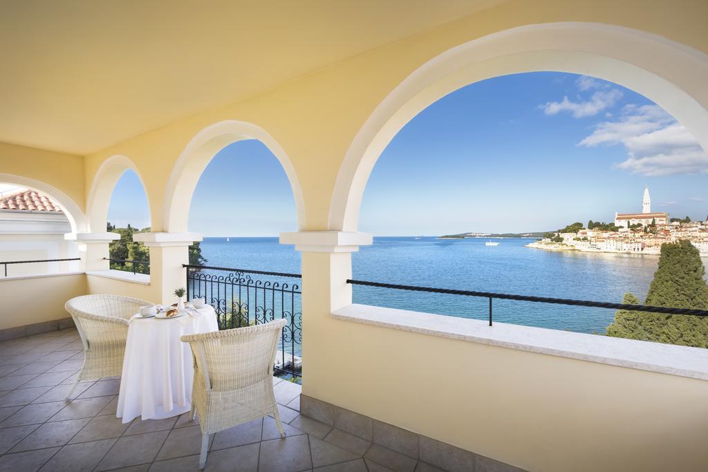 Accommodation on St Catherine Island Rovinj Croatia