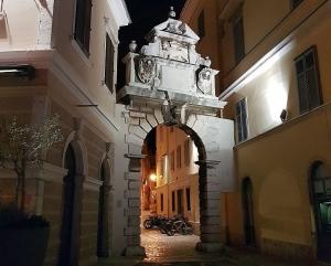 Balbis-Arch-Rovinj-Croatia