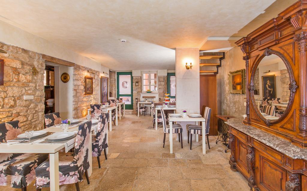 Butique Hotel Valdibora Rovinj Restaurant