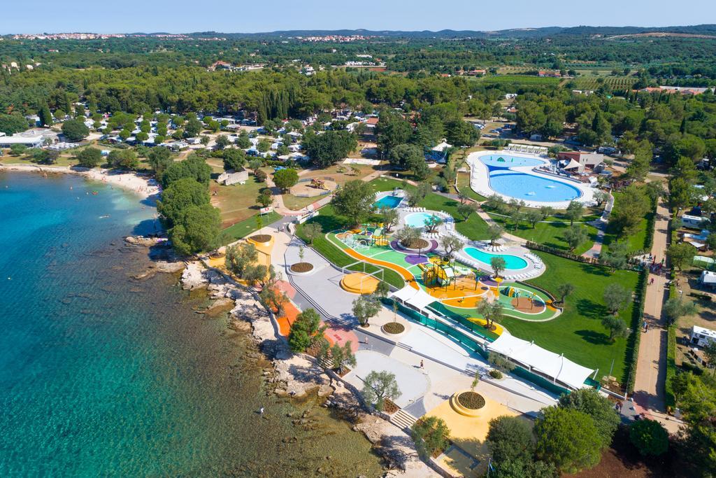 Camping Polari Beach Rovinj Croatia