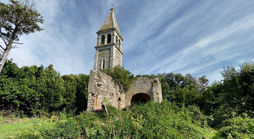 Church-of-Saint-Ivan-Island-Rovinj-Croatia