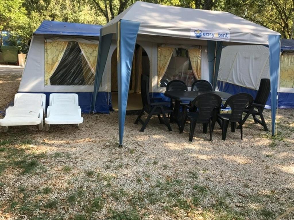 Easyatent Bungalow Tent Veštar Rovinj