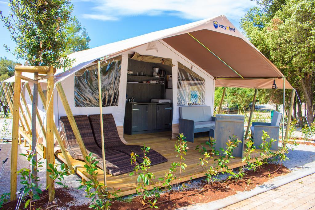 Easyatent Safari tent Veštar Rovinj