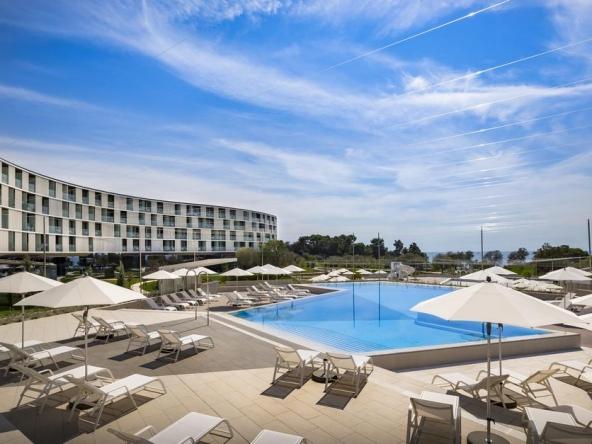 Family Hotel Amarin Rovinj Croatia