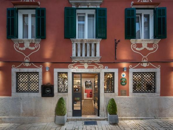 Hotel Angelo d oro Rovinj Croatia