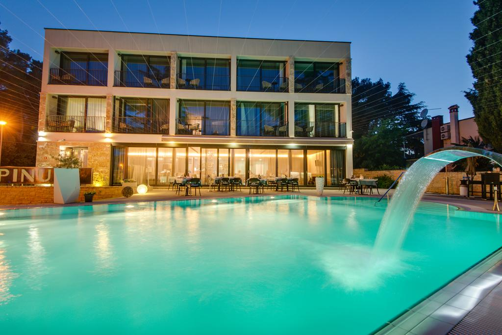 Hotel Arupinum Rovinj Croatia
