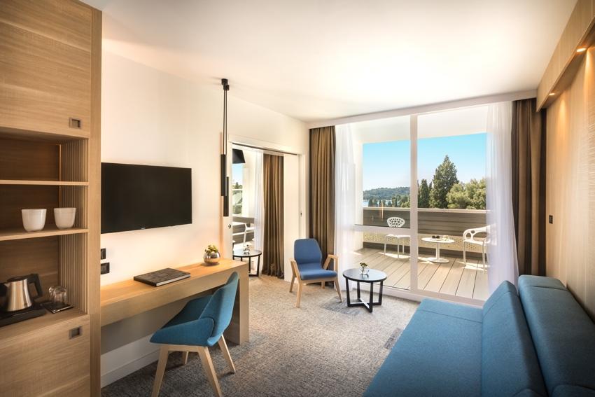 Hotel Eden Rovinj Suite Accommodation
