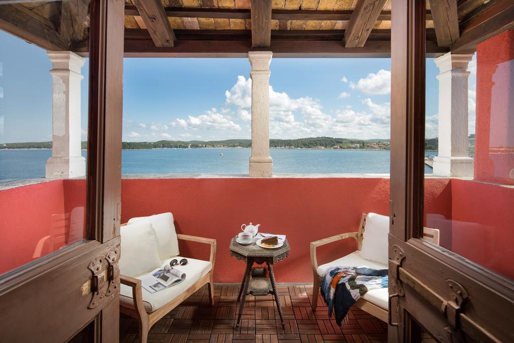 Hotel Heritage Angelo D'oro Rovinj Terrace
