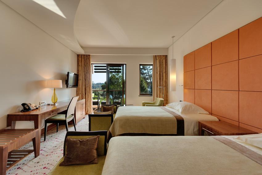 Hotel Monte Mulini Rovinj Room Accommodation