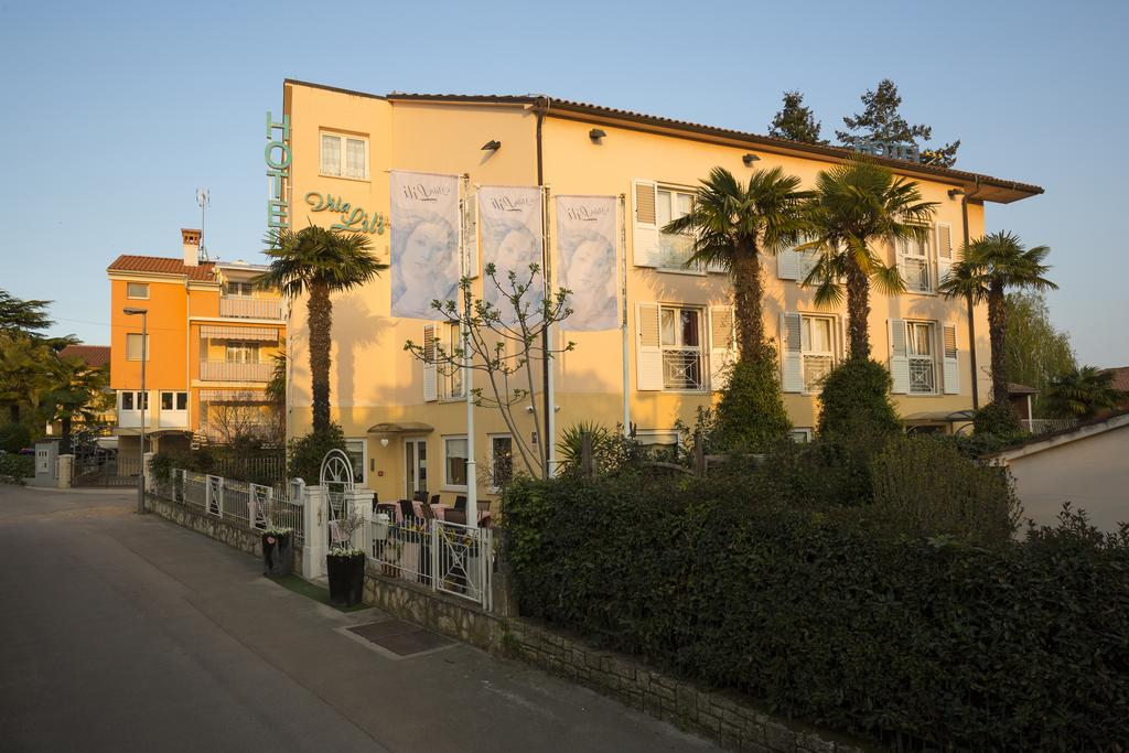 Hotel Vila Lili Rovinj Accommodation