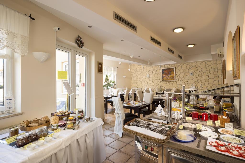 Hotel Vila Lili Rovinj Restaurant