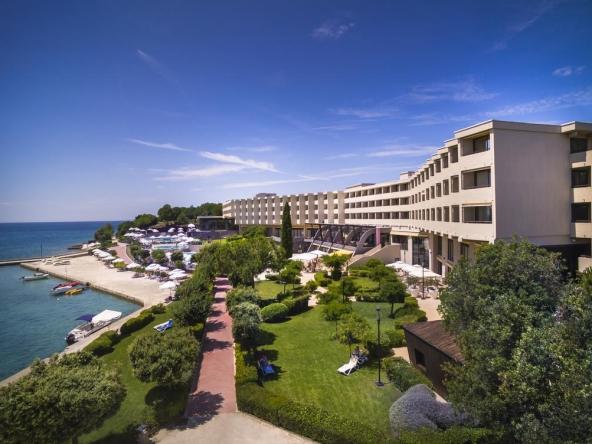 Island Hotel Istra on Red Island (Rovinj, Croatia)