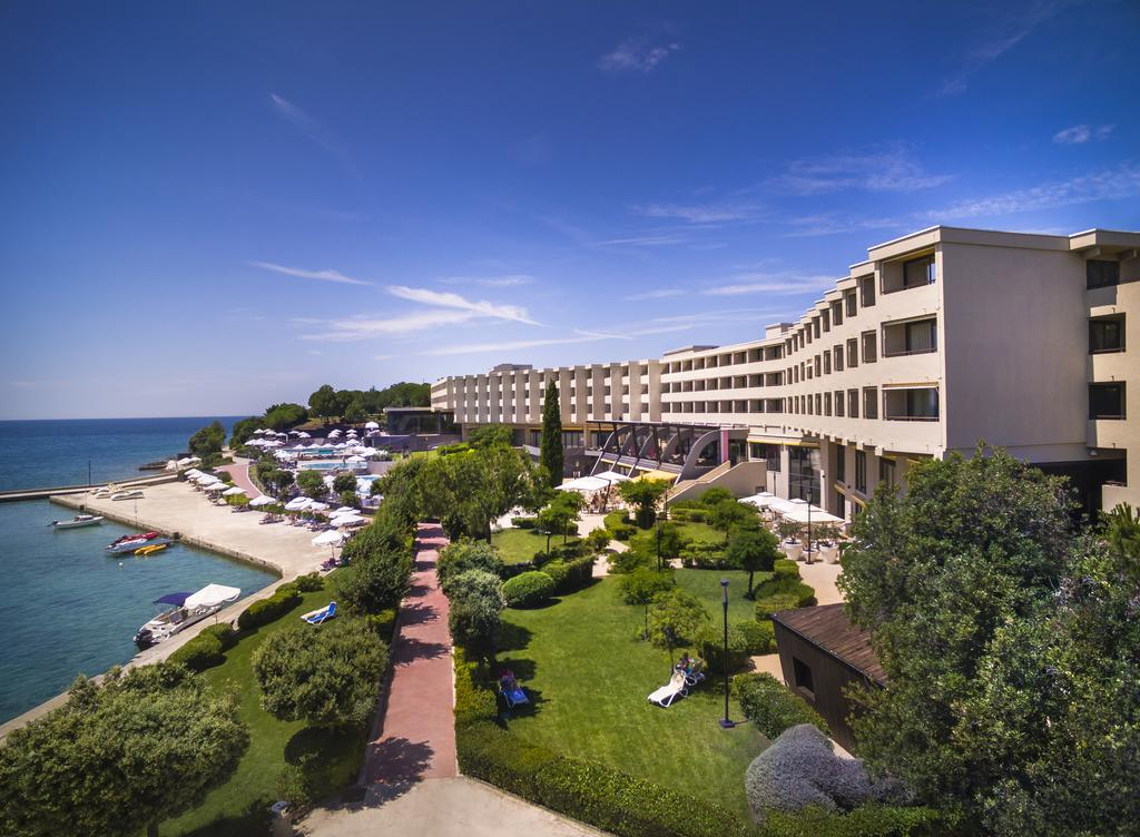 Island Hotel Istra on Red Island (Rovinj, Croatia)