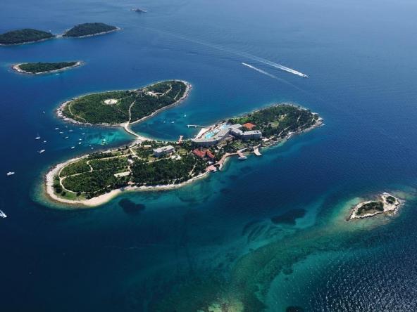 Maškin Island Rovinj Croatia