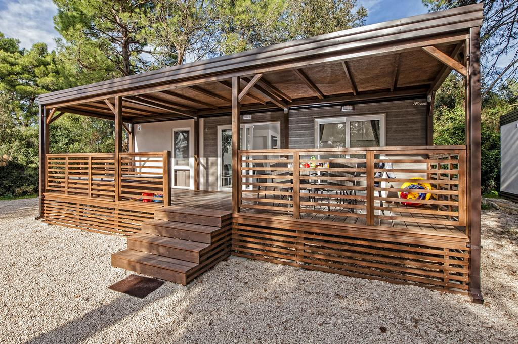 Mobile Homes in Porton Biondi Camping Rovinj