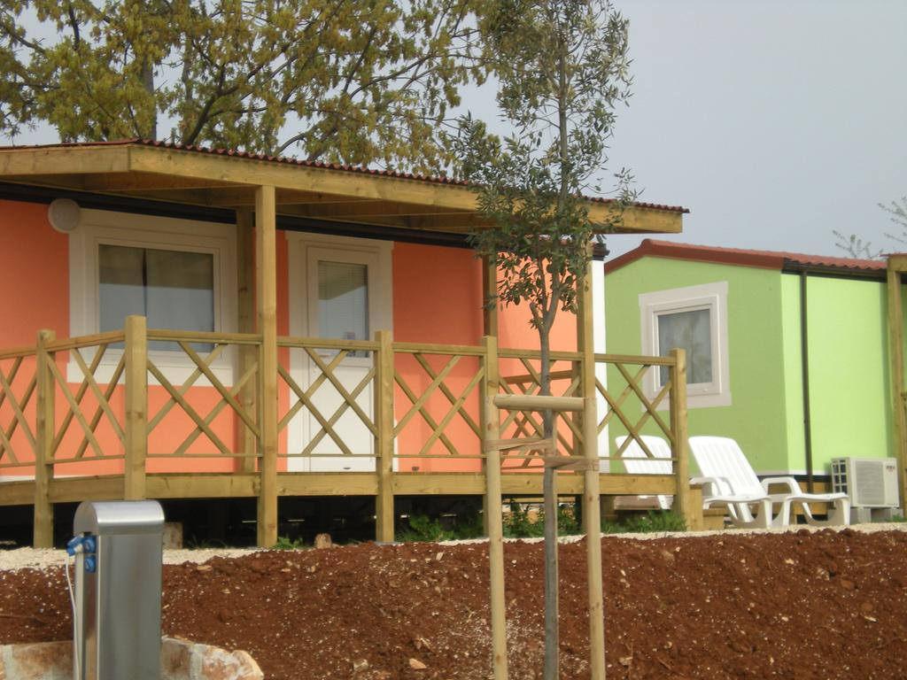 Mobile Homes in Valalta Camping Rovinj