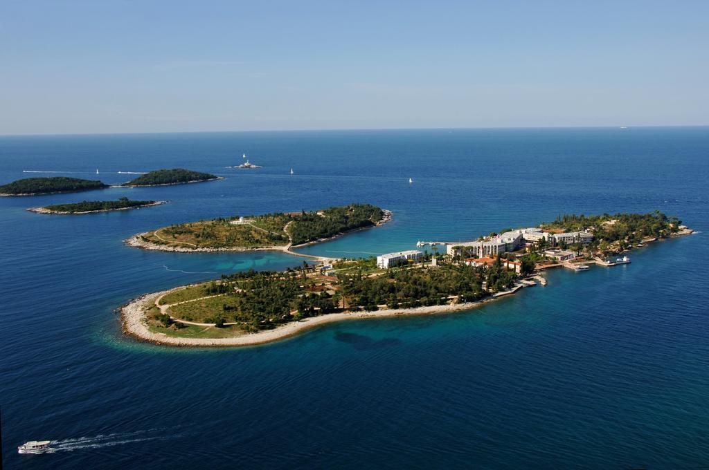Red Island Crveni otok st Andrew Rovinj Croatia