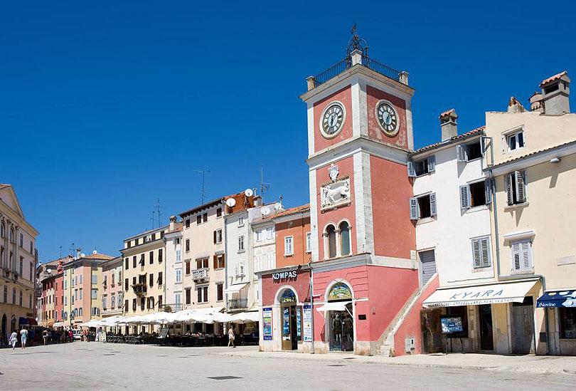 Rovinj-Clock-Tower-Croatia