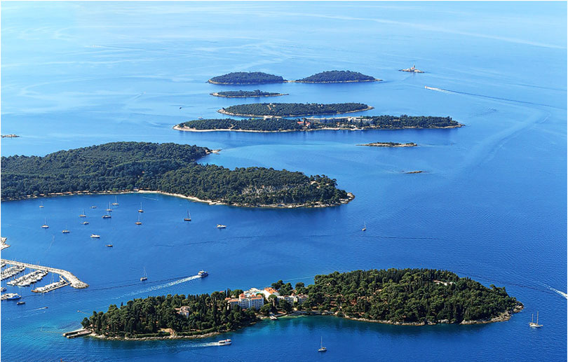 Rovinj Islands and Archipelago