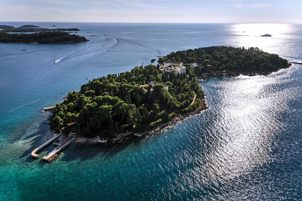 Sv Katarina St Catherine Island Rovinj Croatia