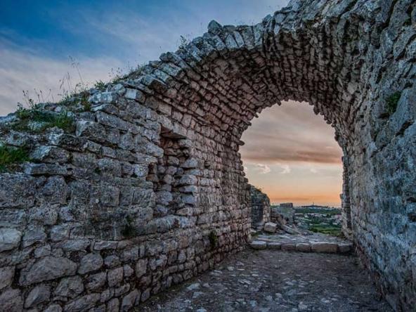 Turnina-Fortres-Rovinj-Croatia