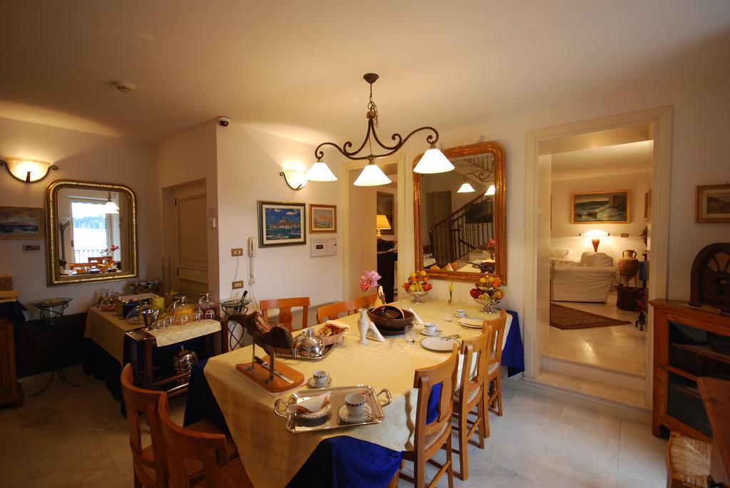 Villa Tuttorotto Rovinj Restaurant