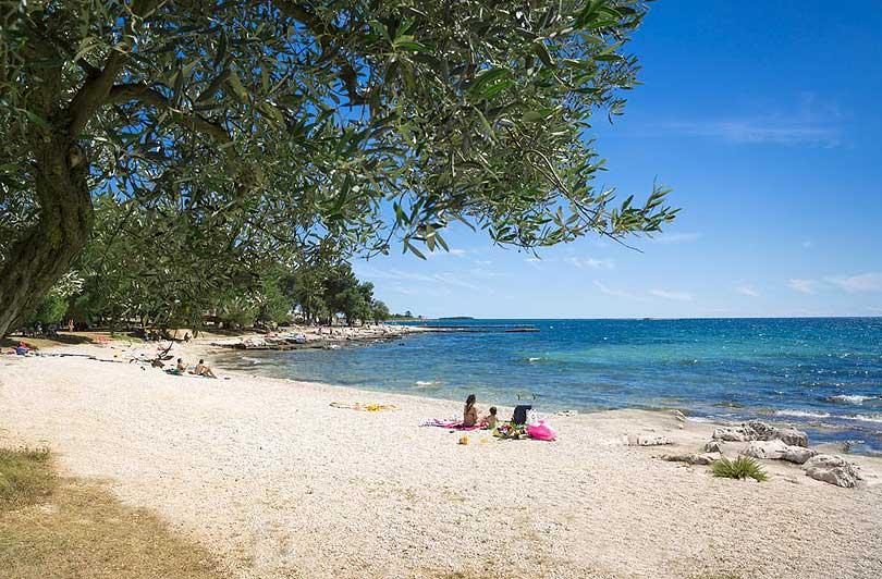 Villas-Rubin-Beach-Rovinj-Croatia