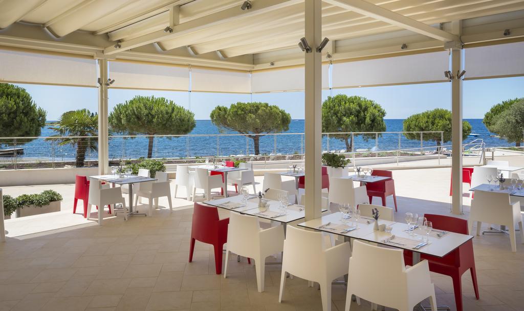 Villas Rubin Rovinj restaurant