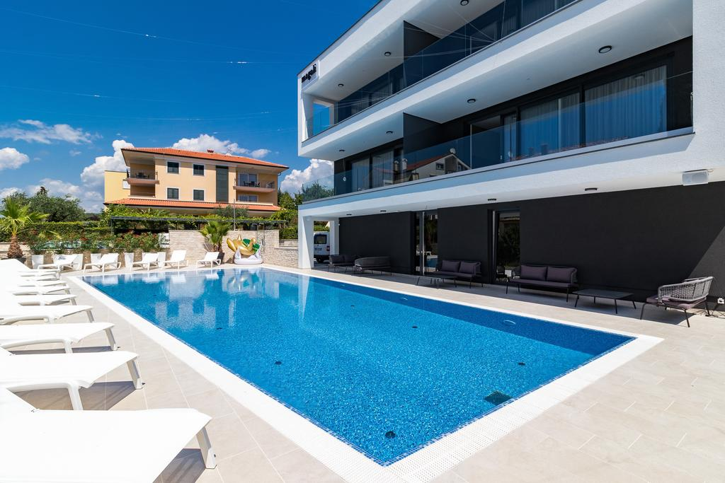 luxury apartments magali rovinj croatia