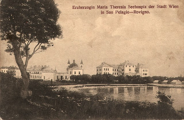 maria theresia hospital rovinj croatia