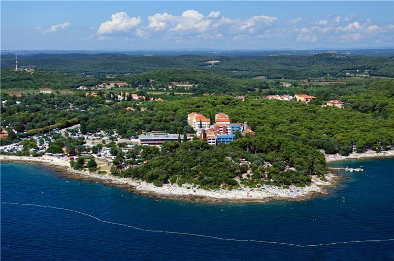 Camping Valdaliso Rovinj Croatia